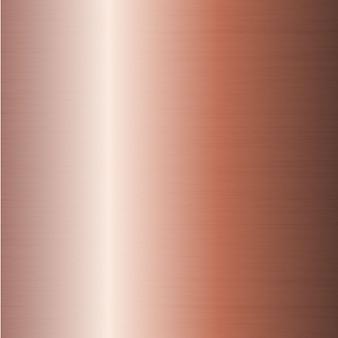 Texture de feuille d'or rose réaliste