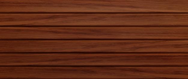 Texture de fond en bois de planches de bois brun
