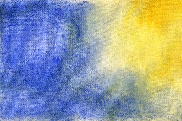Texture de fond de pinceau d'ombrage aquarelle abstraite