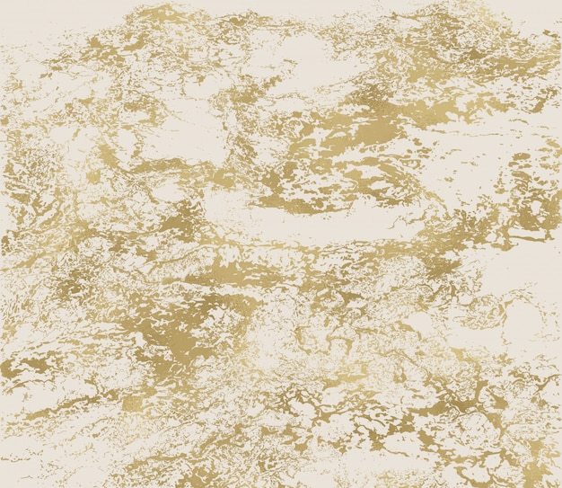 Texture grunge or. patine scratch éléments dorés. texture tendance dans des couleurs pastel et or.