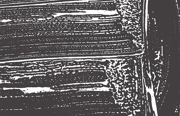 Texture grunge. trace rugueuse gris noir de détresse. arrière-plan attrayant. texture grunge sale de bruit. belle surface artistique. illustration vectorielle.
