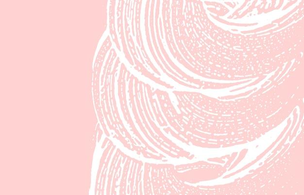 Texture grunge. trace rugueuse rose de détresse. grand fond. texture grunge sale de bruit. surface artistique amusante.