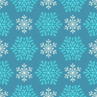 Texture d'hiver sans soudure.
