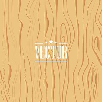 Texture légère en bois