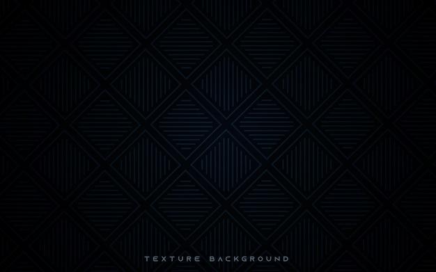 Texture de ligne sur fond noir