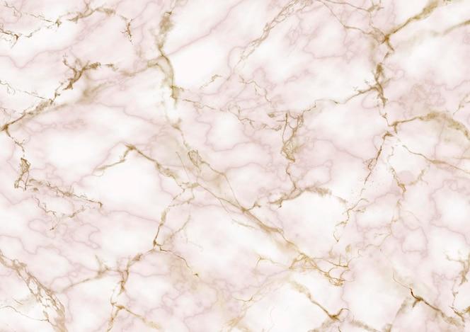 Texture de marbre doré et rosé