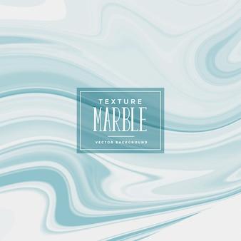 Texture de marbre liquide de couleur bleue douce