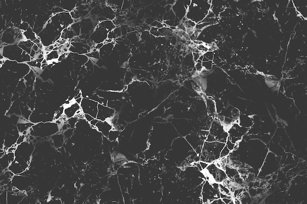 Texture de marbre noir