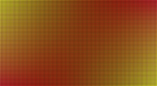 Texture menée. affichage numérique avec points.