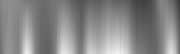 Texture en métal brossé gris foncé