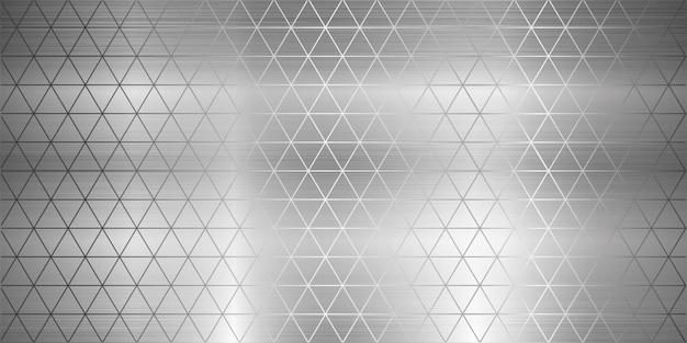 Texture métallique en acier