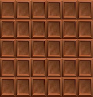 Texture moderne de fond de chocolat au lait