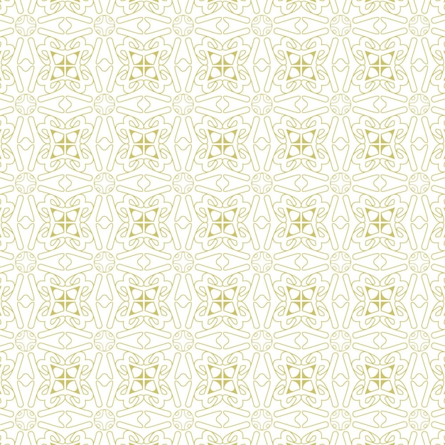 Texture de motif géométrique sans soudure de vecteur