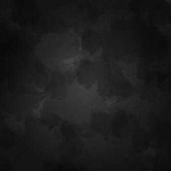 Texture de mur peint en noir