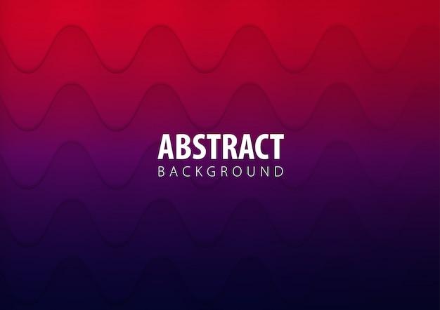 Texture d'onde abstrait avec dégradé de couleur