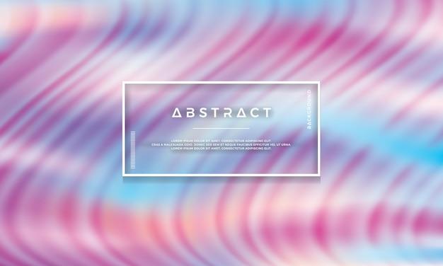 Texture d'onde abstraite, fond coloré moderne