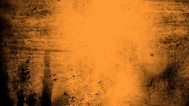 Texture orange en détresse