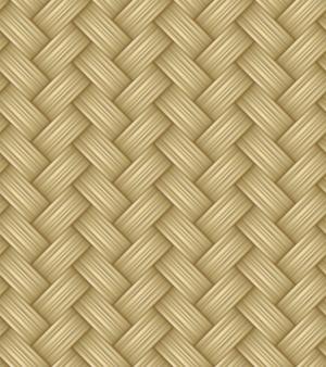 Texture de paille ondulée transparente