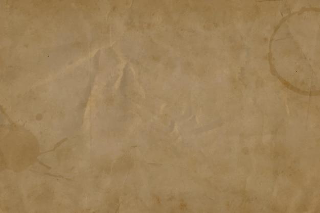 Texture de papier ancien réaliste