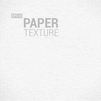 Texture de papier blanc réaliste