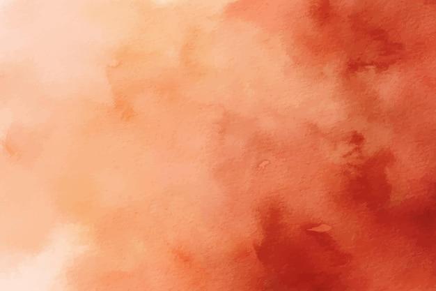 Texture de papier de fond aquarelle rouge