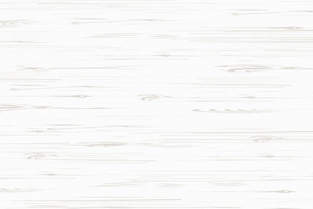 Texture de planche de bois blanc pour le fond