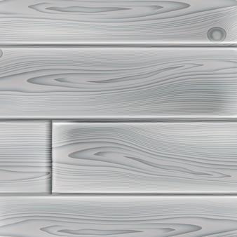 Texture de planches de bois teintées naturelles réalistes de couleur grise