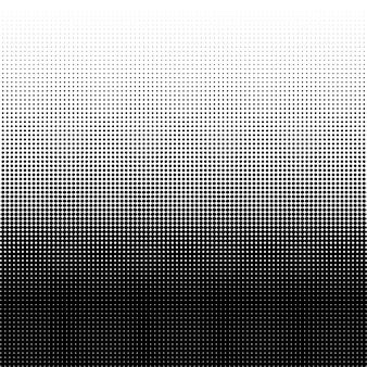Texture de points de demi-teintes