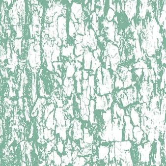 Texture rugueuse de l'écorce