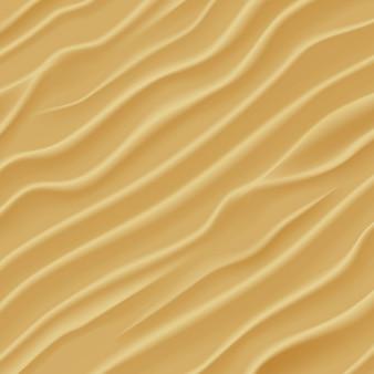 Texture de sable. dunes de sable du désert