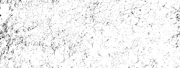 Texture de superposition détaillée en détresse de surface rugueuse
