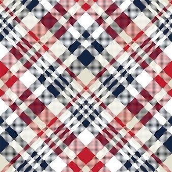 Texture de tissu bleu et beige petit motif diagonal sans couture