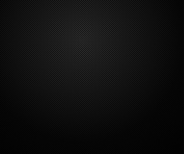 Texture de tissu noir
