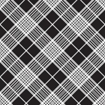 Texture de tissu sans couture fond foncé