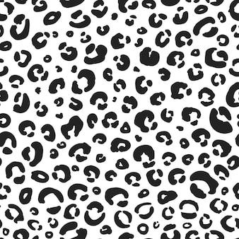 Texture transparente motif léopard fond de vie sauvage guépard peau d'animal papier de scrapbooking
