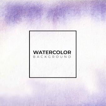 Texture violette dessiné à la main. aquarelle peinte fond violet clair.
