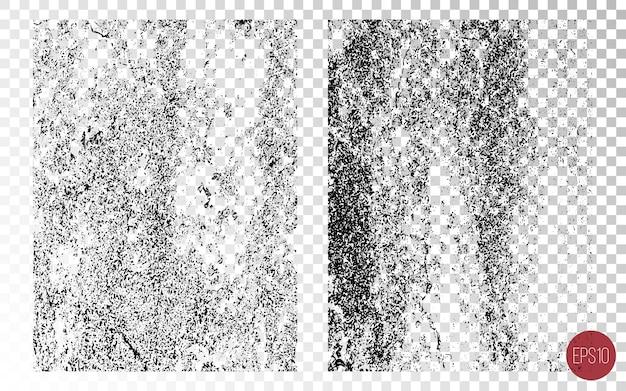 Textures de superposition détaillées en détresse de surfaces rugueuses, de murs fissurés, de pierre et de peinture ancienne.