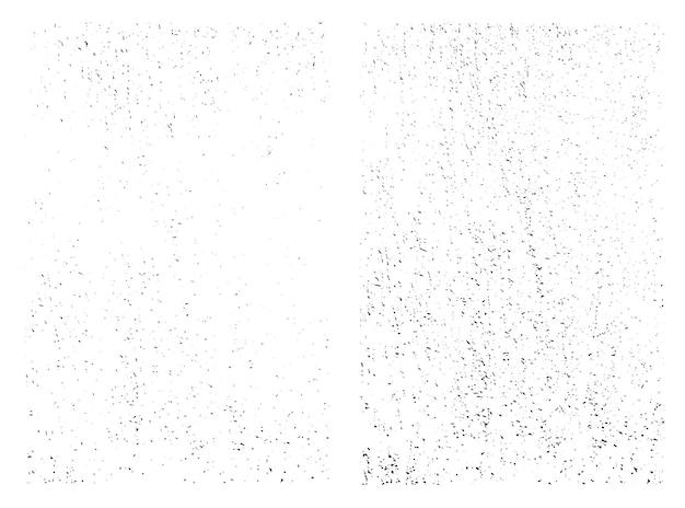 Textures de superposition en détresse de surfaces rugueuses
