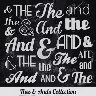 Th & ands collection