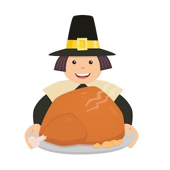 Thanksgiving turquie