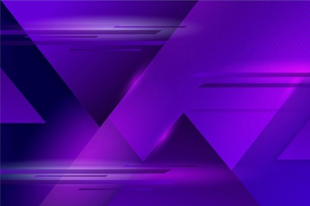 Thème abstrait futuriste