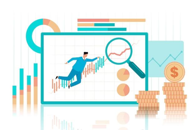 Thème d'analyse boursière