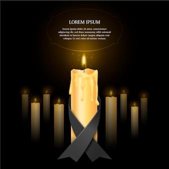 Le thème du deuil pour les victimes