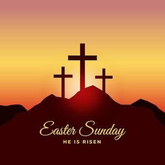Thème du dimanche de pâques