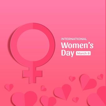 Thème de l'événement de la journée internationale de la femme