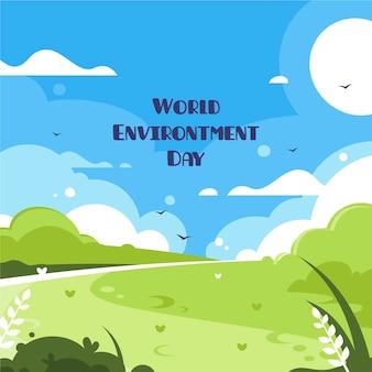 Thème de la journée mondiale de l'environnement