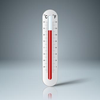 Thermomètre réaliste