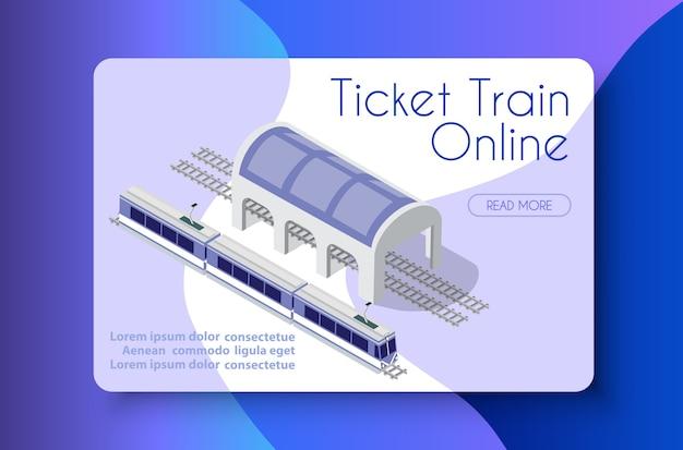 Ticket train en ligne