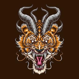 Tigre démon