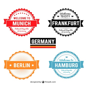 Timbres allemagne